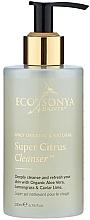Voňavky, Parfémy, kozmetika Gél na umývanie tváre - Eco by Sonya Super Citrus Cleanser