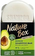 Voňavky, Parfémy, kozmetika Tuhý vlasový šampón - Nature Box Avocado Dry Shampoo