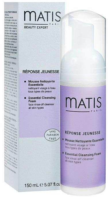 Čistiaca pena - Matis Reponse Jeunesse Essential Cleansing Foam — Obrázky N2