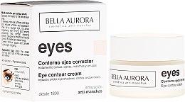 Voňavky, Parfémy, kozmetika Krém na pokožku okolo očí - Bella Aurora Eye Contour Cream