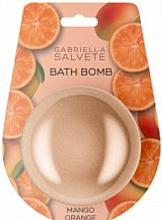 """Voňavky, Parfémy, kozmetika Bomba do kúpeľa """"Mango a pomaranč"""" - Gabriella Salvete Bath Bomb Mango And Orange"""