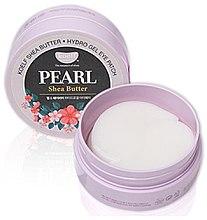 Voňavky, Parfémy, kozmetika Hydrogélové náplasti pod oči s perlami a bambuckým maslom - Petitfee & Koelf Pearl & Shea Butter Eye Patch