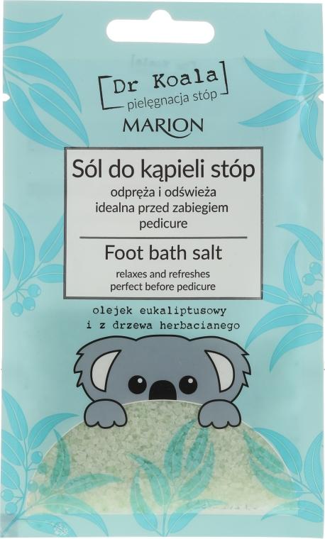 Zmäkčovacia soľ do kúpeľa na nohy - Marion Dr Koala Foot Bath Salt