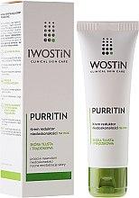 Voňavky, Parfémy, kozmetika Nočný krém proti nedokonalostiam pokožky - Iwostin Purritin Reducing Imperfections Night Cream