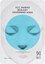 Voňavky, Parfémy, kozmetika Textilná maska na tvár - 9CC Marine Biology Tightening Mask