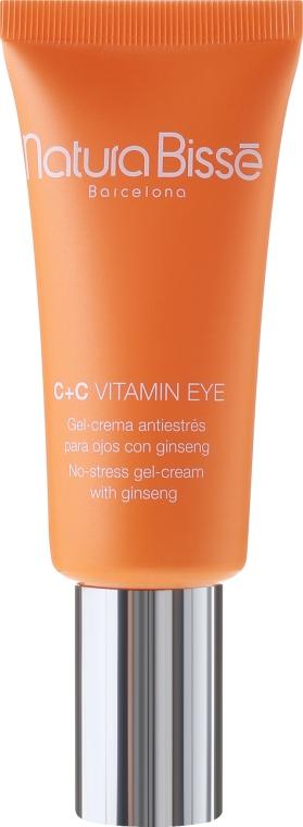 Regeneračný očný kontúrový gél - Natura Bisse C+C Vitamin Eye — Obrázky N2