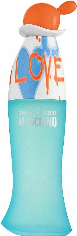 Moschino I Love Love - Toaletná voda