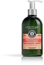 """Voňavky, Parfémy, kozmetika Kondicionér """"Obnovujúci"""" - L'Occitane Aromachologie Intensive Repair Conditioner"""