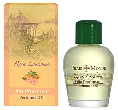 Voňavky, Parfémy, kozmetika Frais Monde Turkish Delight Perfumed Oil - Parfumovaný olej