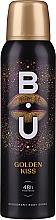 Voňavky, Parfémy, kozmetika B.U. Golden Kiss Deodorant Body Spray 48H Freshness - Dezodorant v spreji