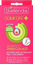 Voňavky, Parfémy, kozmetika Aktívna maska-starostlivosť na nohy - Bielenda Comfort+ Active Foot Mask with Socks