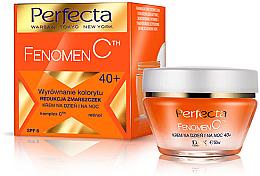 Voňavky, Parfémy, kozmetika Krém na tvár - Perfecta Fenomen C 40+ Cream