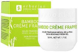 Voňavky, Parfémy, kozmetika Hydratačné krémové frapé na tvár - Erborian Bamboo Creme Frappee Fresh Hydrating Face Gel