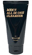 Voňavky, Parfémy, kozmetika Hydratačná čistiaca pena-scrub - Village 11 Factory Men's All In One Cleanser