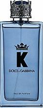 Voňavky, Parfémy, kozmetika Dolce&Gabbana K - Parfumovaná voda