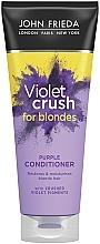 Voňavky, Parfémy, kozmetika Kondicionér na vlasy a udržiavať odtieň bielených vlasov - John Frieda Sheer Blonde Colour Renew Conditioner