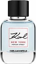 Voňavky, Parfémy, kozmetika Karl Lagerfeld New York - Toaletná voda