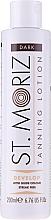 Voňavky, Parfémy, kozmetika Lotion- opaľovacie mlieko (tmavé) - St.Moriz Instant Self Tanning Lotion Dark