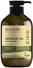 """Voňavky, Parfémy, kozmetika Mlieko na telo """"Kaktusový kvet a avokádo"""" - Ecolatier Urban Body Milk"""