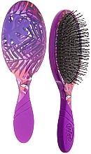 Voňavky, Parfémy, kozmetika Kefa na vlasy - Wet Brush Pro Detangler Neon Summer Tropics Purple