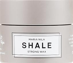 Voňavky, Parfémy, kozmetika Vosk na úpravu krátkych vlasov - Maria Nila Shale Strong Wax