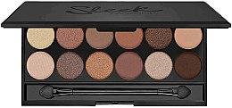 Voňavky, Parfémy, kozmetika Paleta očných tieňov - Sleek MakeUP i-Divine Mineral Based Eyeshadow Palette A New Day
