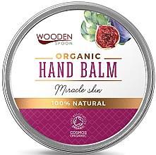 Voňavky, Parfémy, kozmetika Balzam na ruky - Wooden Spoon Hand Balm Miracle Skin