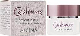 Voňavky, Parfémy, kozmetika Ochranný krém na tvár - Alcina Cashmere Face Cream