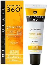 Voňavky, Parfémy, kozmetika Gél s SPF ochranou - Cantabria Labs Heliocare 360 Gel Oil-Free Dry Touch