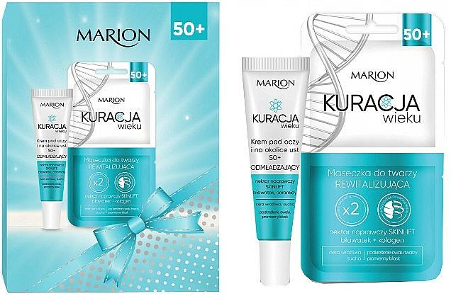 Sada - Marion Age Treatment 50+ (mask/2x8ml + eye/cr/15ml) — Obrázky N1