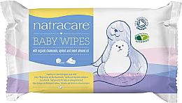 Voňavky, Parfémy, kozmetika Detské vlhčené obrúsky - Natracare Organic Cotton Baby Wipes
