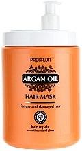 Voňavky, Parfémy, kozmetika Maska s arganovým olejo - Prosalon Argan Oil Hair Mask