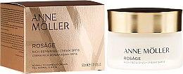 Voňavky, Parfémy, kozmetika Krém na tvár - Anne Moller Rosage Rich Repairing Cream Spf15