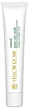 Voňavky, Parfémy, kozmetika Maska zo zelenej hliny - Yellow Rose Natural Green Clay Mask