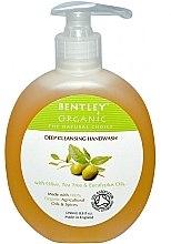 "Voňavky, Parfémy, kozmetika Tekuté mydlo na ruky ""Hlboké čistenie"" - Bentley Organic Body Care Deep Cleansing Handwash"