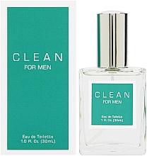 Voňavky, Parfémy, kozmetika Clean For Men - Toaletná voda