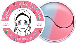 Voňavky, Parfémy, kozmetika Hydrogélové náplasti pod oči - Shangpree Coral Calming Eye Mask