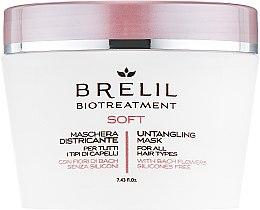 Voňavky, Parfémy, kozmetika Maska pre neposlušné vlasy - Brelil Bio Treatment Soft Untangling Mask