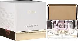 Voňavky, Parfémy, kozmetika Rozjasňujúci krém na tvár s extraktom z bielej hľuzovky - D'Alba Ampoule Balm White Truffle Whitening Cream
