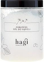 Voňavky, Parfémy, kozmetika Soľ do kúpeľa - Hagi Bath Salt