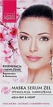 Voňavky, Parfémy, kozmetika Maska-sérum na tvár s extraktom z višne - Czyste Piekno Face Mask Serum Gel