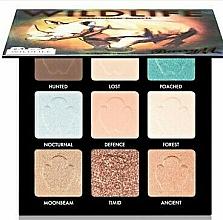 Voňavky, Parfémy, kozmetika Paleta očných tieňov - Barry M Cosmetics Wildlife Eyeshadow Palette Rhino