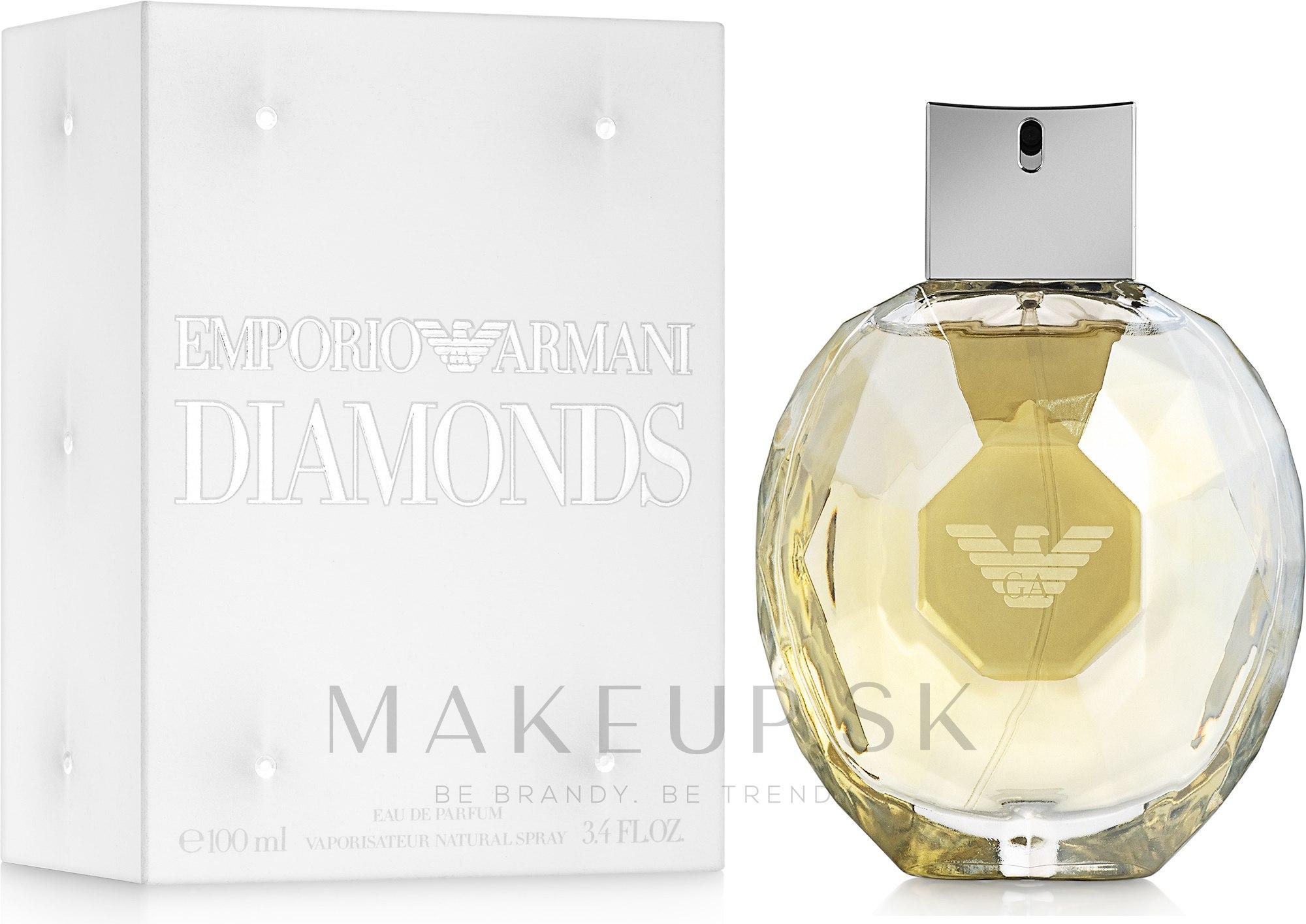 Giorgio Armani Emporio Armani Diamonds - Parfumovaná voda — Obrázky 100 ml
