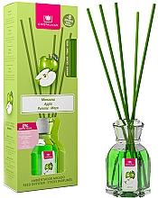 """Voňavky, Parfémy, kozmetika Aromatický difúzor """"Apple"""" - Cristalinas Reed Diffuser"""