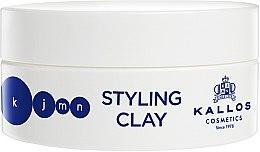Voňavky, Parfémy, kozmetika Hlina na úpravu vlasov - Kallos Cosmetics KJMN Styling Clay