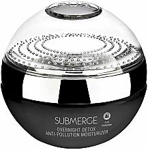 Voňavky, Parfémy, kozmetika Nočný hydratačný detoxikačný krém na tvár - Pur Submerge Overnight Detox Anti-Pollution Moisturizer