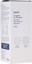 Voňavky, Parfémy, kozmetika Obojstranne odličovacie bavlnené tampóny - Klairs Toner Mate 2In1 Cotton Pad