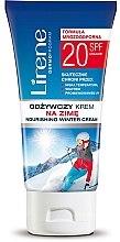 Voňavky, Parfémy, kozmetika Zimný ochranný krém na tvár SPF 20 - Lirene Full protection Active Cream for Winter SPF 20