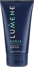 Voňavky, Parfémy, kozmetika Prostriedok na umyvanie - Lumene Men Suoja Sensitive Face Wash
