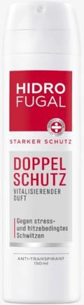 """Sprejový antiperspirant """"Dvojitá ochrana"""" - Hidrofugal Double Protection Spray"""